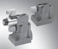 Bosch Rexroth DBW30B2-5X/315U6EW110N9K4 Pressure cut-off valve